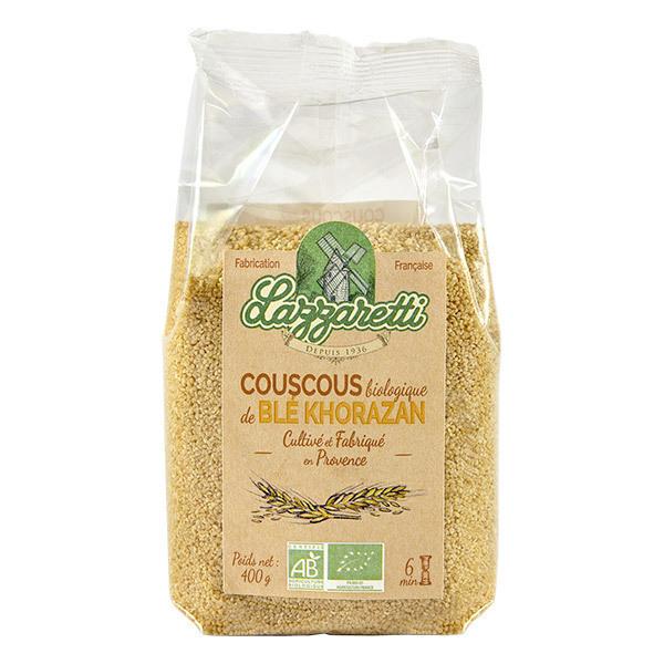 Lazzaretti - Couscous de blé Khorazan 400g