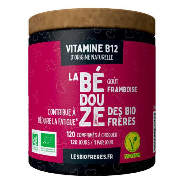Les Bio Frères - La Bédouze goût Framboise 120 comprimés à croquer