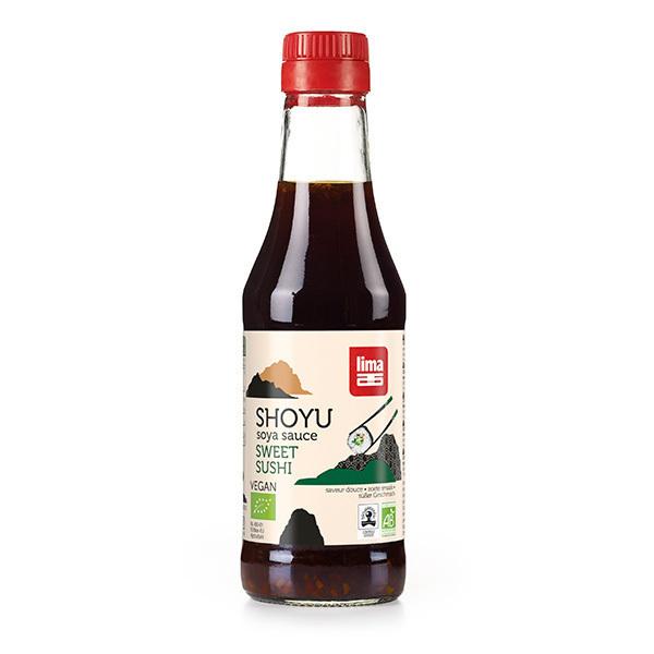 Lima - Sauce soja Sweet sushi 250ml