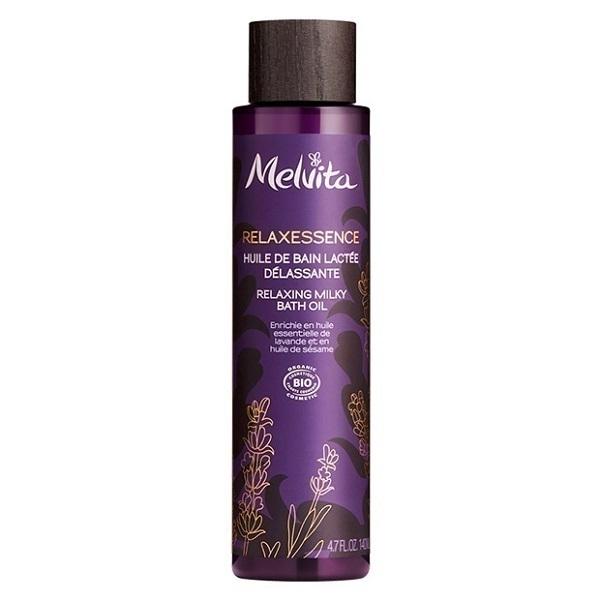 Melvita - Huile de bain délassante Relaxessence 140 ml