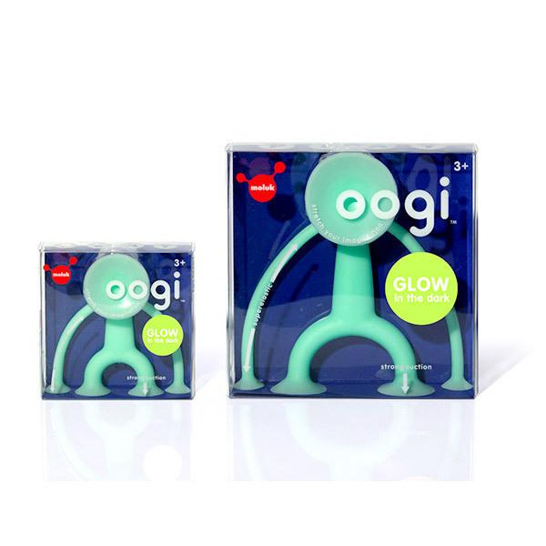 MOLUK - Oogi Figurine d'action Phosphorescente - dès 3 ans