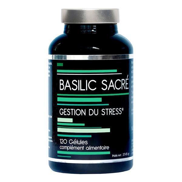 NutriVie - Basilic Sacré 120 gélules