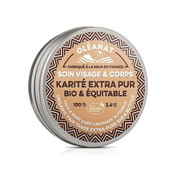 Oléanat - Beurre de Karité Extra Pur 100ml