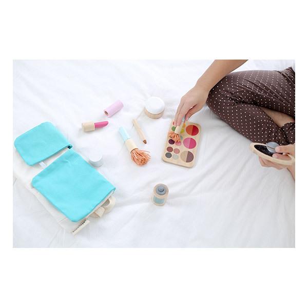 Trousse de maquillage en bois Plan Toys