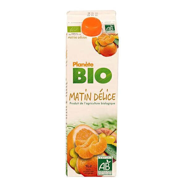 Planète Bio - Jus de fruits Matin Délice BIO 1L
