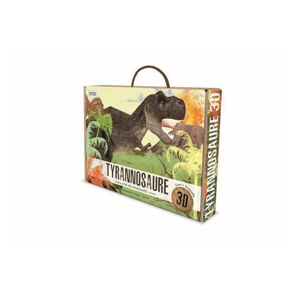 SASSI Junior - Ere des Dinosaures - Maquette Tyrannosaure 3D