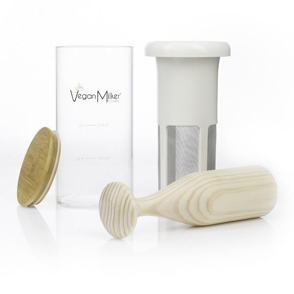 Vegan Milker by ChufaMix® - Pressoir pour boissons végétales Soul