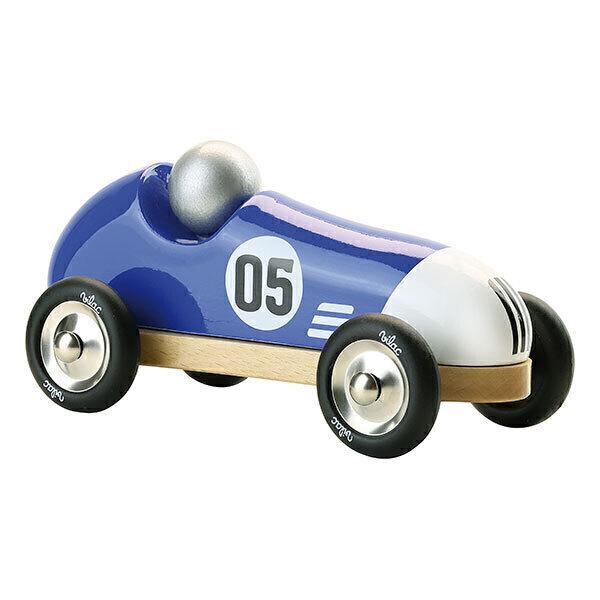 Vilac - Voiture Vintage Sport bleue - dès 2 ans