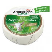 Andechser Natur - Camembert chèvre 100g