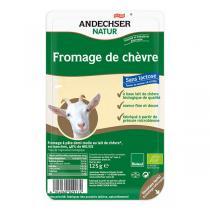 Andechser Natur - Fromage de chèvre tranches 125g