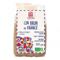 Celnat - Graines de lin brun 250g