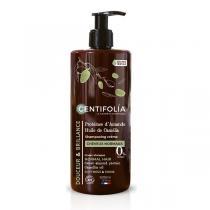 Centifolia - Shampoing Crème Cheveux normaux Amande douce & Camélia 500ml