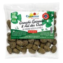 Coquelicot - Gnocchi épinards & ail des ours 300g