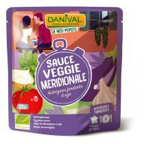 Danival - Sauce veggie méridionale 25cl