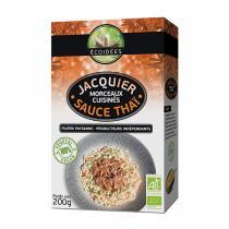 Ecoidées - Jacquier en morceaux, sauce thaï, 200g