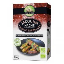 Ecoidées - Jacquier haché sauce barbecue 200g
