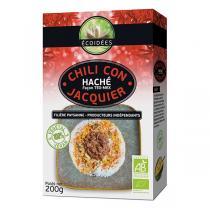 Ecoidées - Jacquier haché sauce mexicaine, 200g