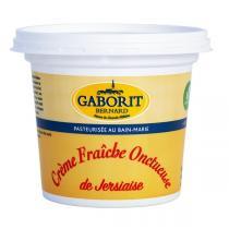 Gaborit - Crème fraîche pasteurisée 25cl