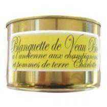 Gaec de Montredon - Blanquette de veau aux champignons et pommes de terre 450g