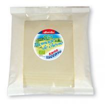 Heirler - Fromage chèvre tranches sans lactose 120g
