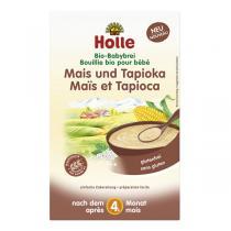 Holle - Bouillie Maïs Tapioca dès 4 mois 250g