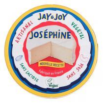 Jay&Joy - Joséphine spécialité végétale à croûte fleurie 90g