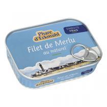 Le phare d'Eckmuhl - Filet de merlu au naturel 150g
