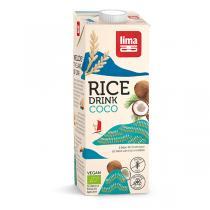 Lima - Boisson riz coco 1L