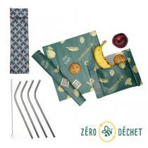 Greenweez - Pack découverte Zéro plastique Greenweez