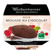 Weissenhorner - Mousse chocolat noir 80g