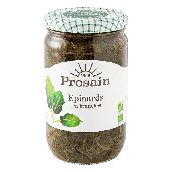 ProSain - Epinards en branche 660g