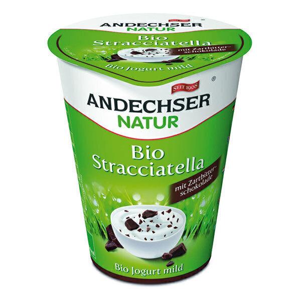 Andechser Natur - Yaourt stracciatella 400g
