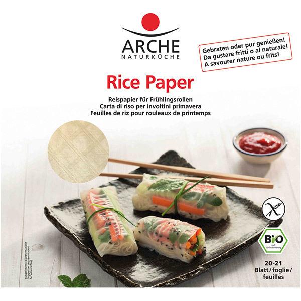 Arche - Feuilles de riz 150g