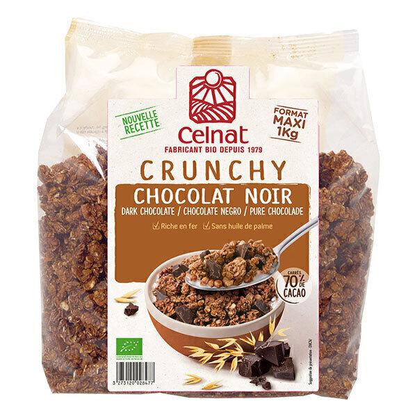 Celnat - Crunchy chocolat noir 1kg