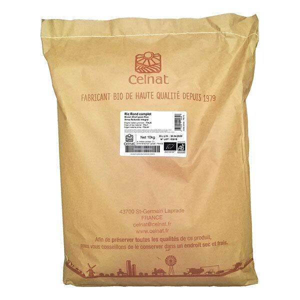 Celnat - Riz rond complet 10kg