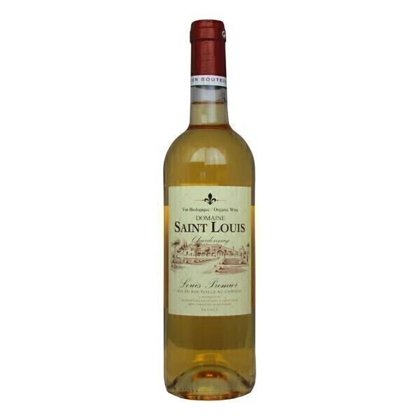 Domaine de Saint Louis - Chardonnay Blanc doux IGP Comté Tolosan 75cl