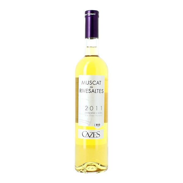 Domaine Cazes - Vin doux AOC Muscat de Rivesalt bio 75cl