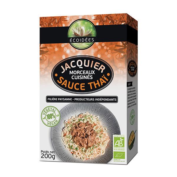 Ecoidées - Jacquier en morceaux, sauce thaï 200g