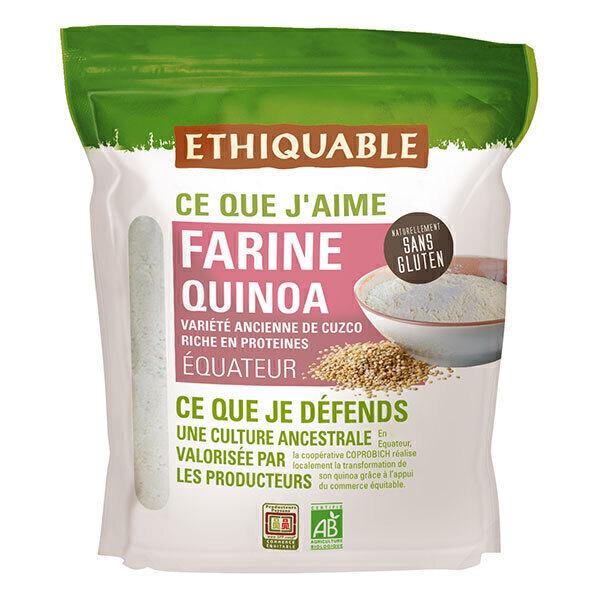 Ethiquable - Farine quinoa Equateur 400g