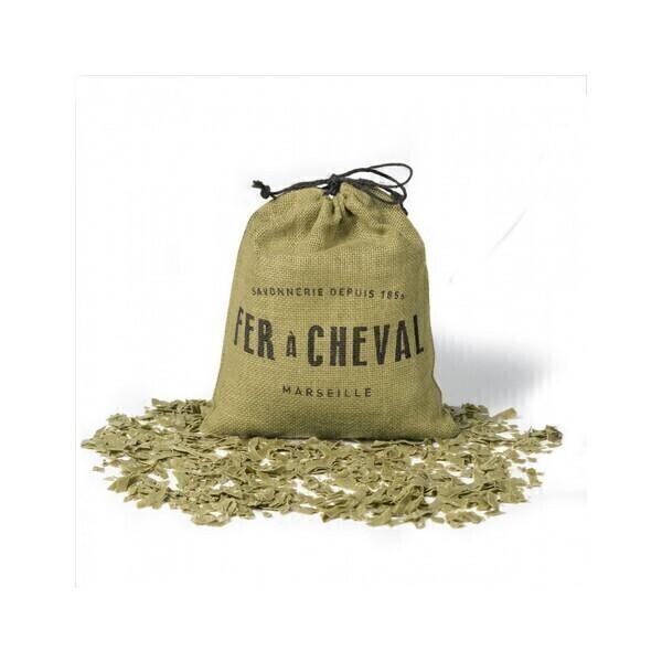 Fer à Cheval - Copeaux de savon de Marseille Olive 750g