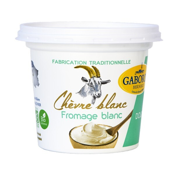 Gaborit - Fromage Blanc de chèvre 250g