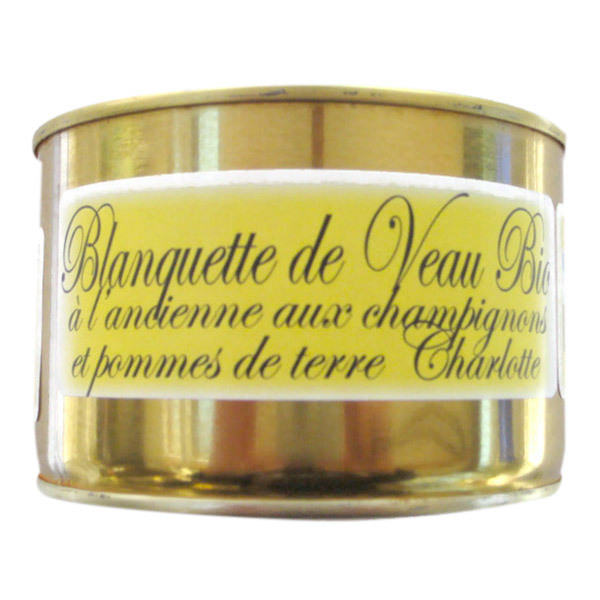 Gaec de Montredon - Blanquette de veau à l'ancienne 450g