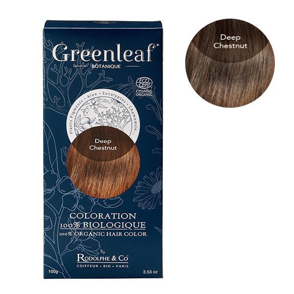 Greenleaf botanique - Coloration Châtain Profond