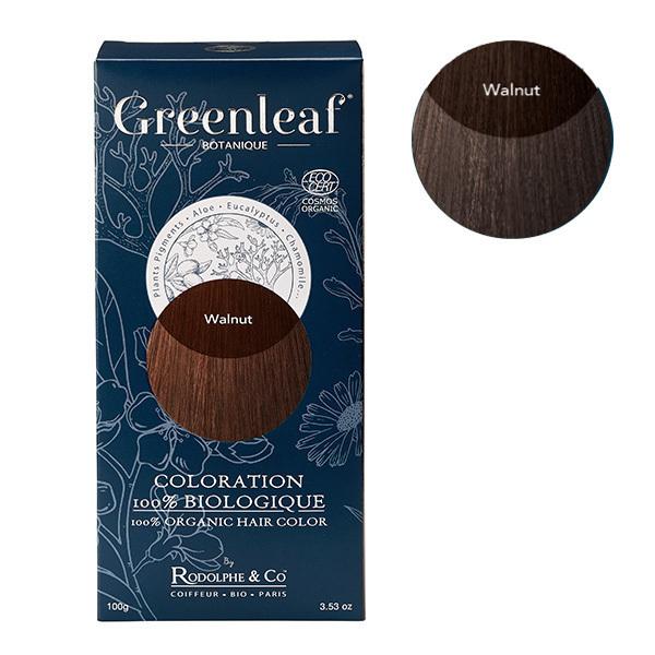 Greenleaf botanique - Coloration Châtain