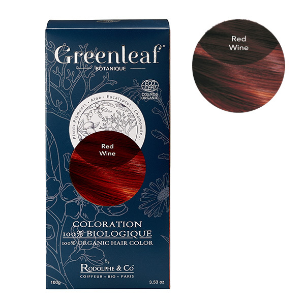 Greenleaf botanique - Coloration Red Wine