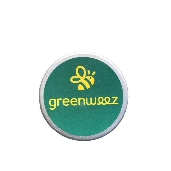 Greenweez - Pot en aluminium avec couvercle 50ml