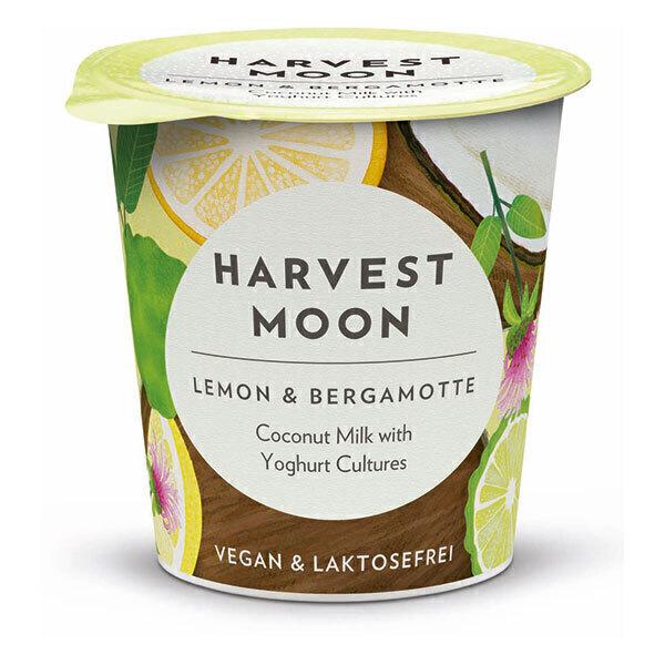 Harvest moon - Yaourt Citron Coco 125g
