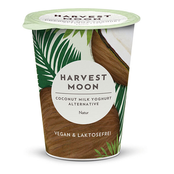 Harvest moon - Yaourt Nature Coco 375g