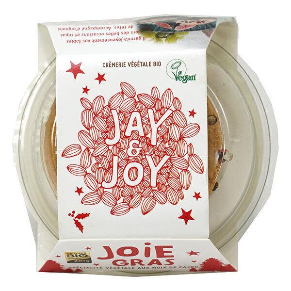 Jay&Joy - Joie gras spécialité végétale 100g
