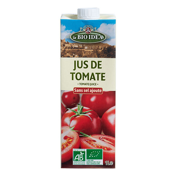 La Bio Idea - Jus de tomate 1L
